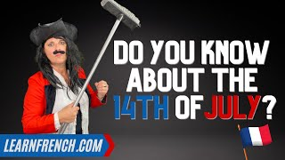 BASTILLE DAY! Learn about France's GRUESOME history and why we CELEBRATE the 14th of July in France!
