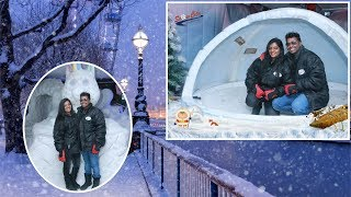 Our Snow experience - Weekend Vlog in Tamil  #SnowcitySingapore #Tourist #Attractions