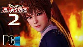 Warriors All-Stars Walkthrough ✬Arnice✬ DLC Part 2 [PC] Kasumi The Kunoichi of Destiny