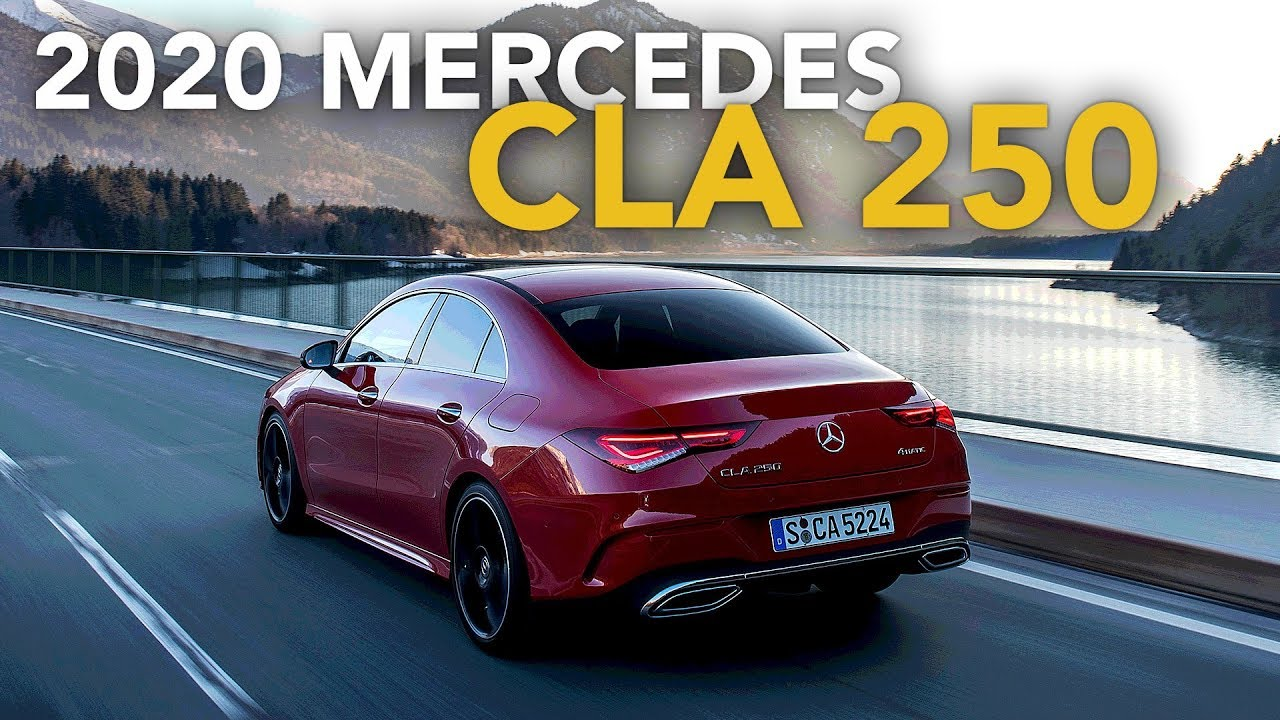 2020 Mercedes Benz Cla Review Is This A True Luxury Car
