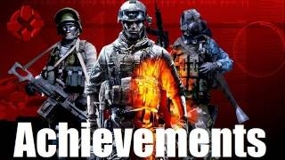 Easiest Battlefield 3 Achievements & Trophies