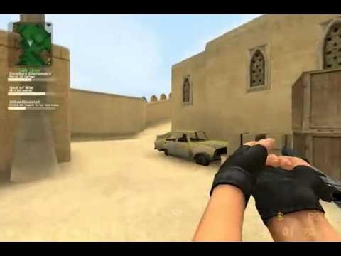 Counter-Strike Source High FPS Config Selbstinstalierend