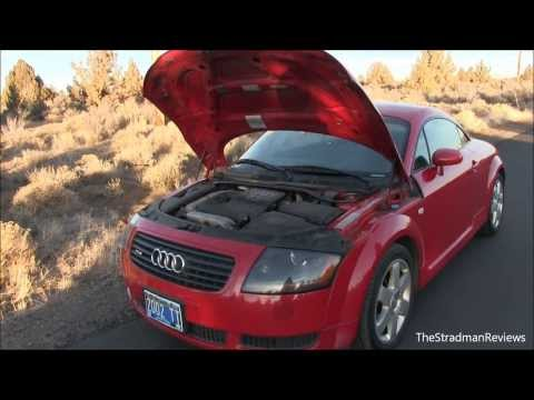 Audi TT Quattro Car Review