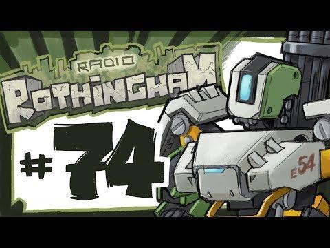 Radio Rothingham #74: Sekele the robot