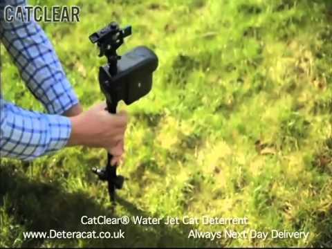 CatClear® Water Jet Cat Deterrent