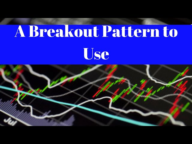 A Breakout Pattern + A High Reward - Low Risk Option Strategy to Use