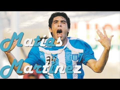 Todos los goles de Matías Martínez en Racing Club