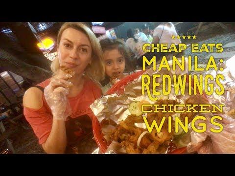 Cheap Eats Manila: Redwings Chicken Wings FoodTrip Marikina Food Park