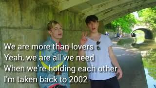 Video Anne-Marie - 2002 (Boyband Cover - Lyrics) download MP3, 3GP, MP4, WEBM, AVI, FLV Juni 2018
