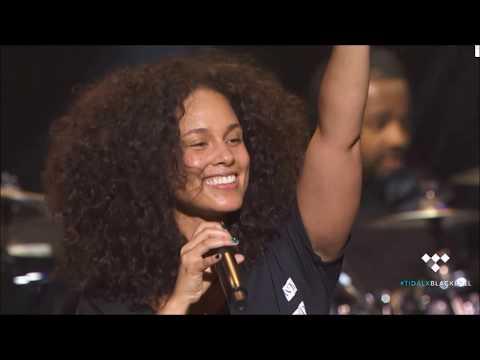 Alicia Keys - No One Live 2016