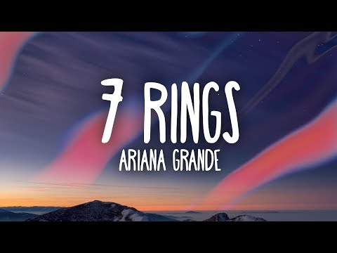 Ariana Grande - 7 rings (Lyrics) Mp3