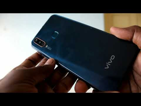 How to enable sound for screen recording in Vivo Y17