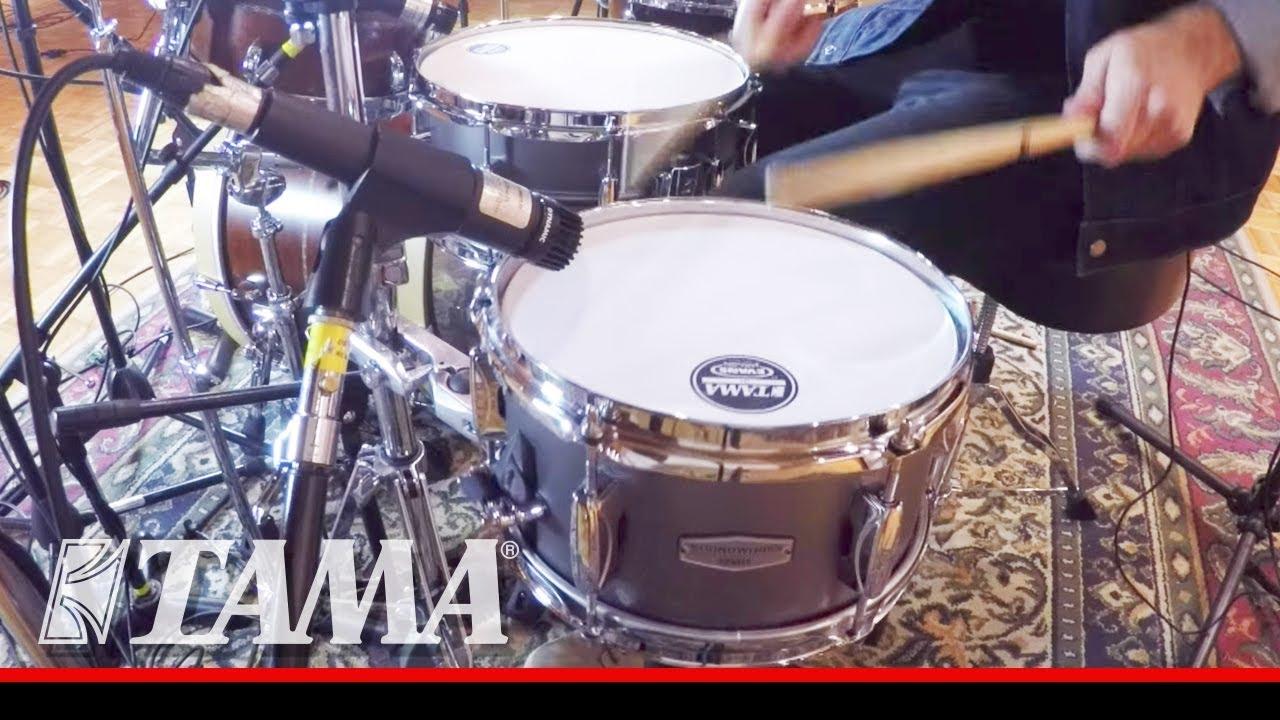 TAMA SOUNDWORDS Snare Drums -5 5