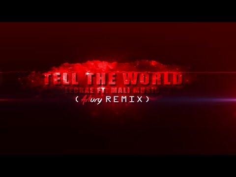 Lecrae - Tell The World (Artury Pepper Remix)