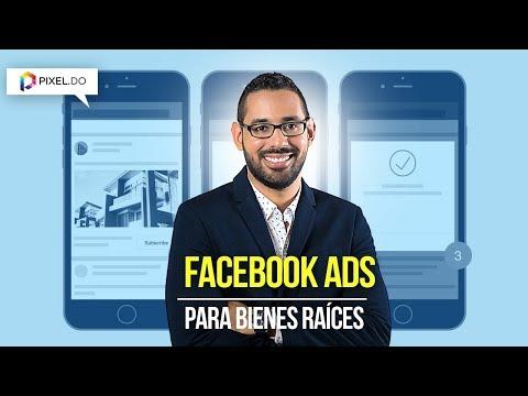 FACEBOOK PARA VENDER BIENES RAICES: Crear campañas de generación de clientes potenciales
