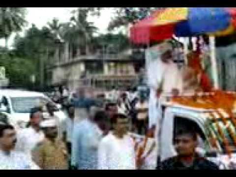 Shobha Yatra Of Nirankari Baba Ji In Port Blair Samagam.3gp