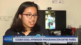 CoderDojo Córdoba, hacia otra aventura internacional