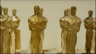 The Making Of The Oscar Statuette: Behind The Scenes