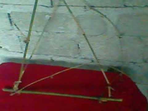 Bambu petuk langka asli unik antik. Petuk Gunung & petuk pikat di 1 bambu