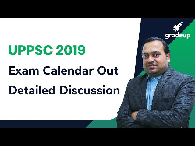 UPPSC 2019  Exam Calendar Out, Check Complete Details here!