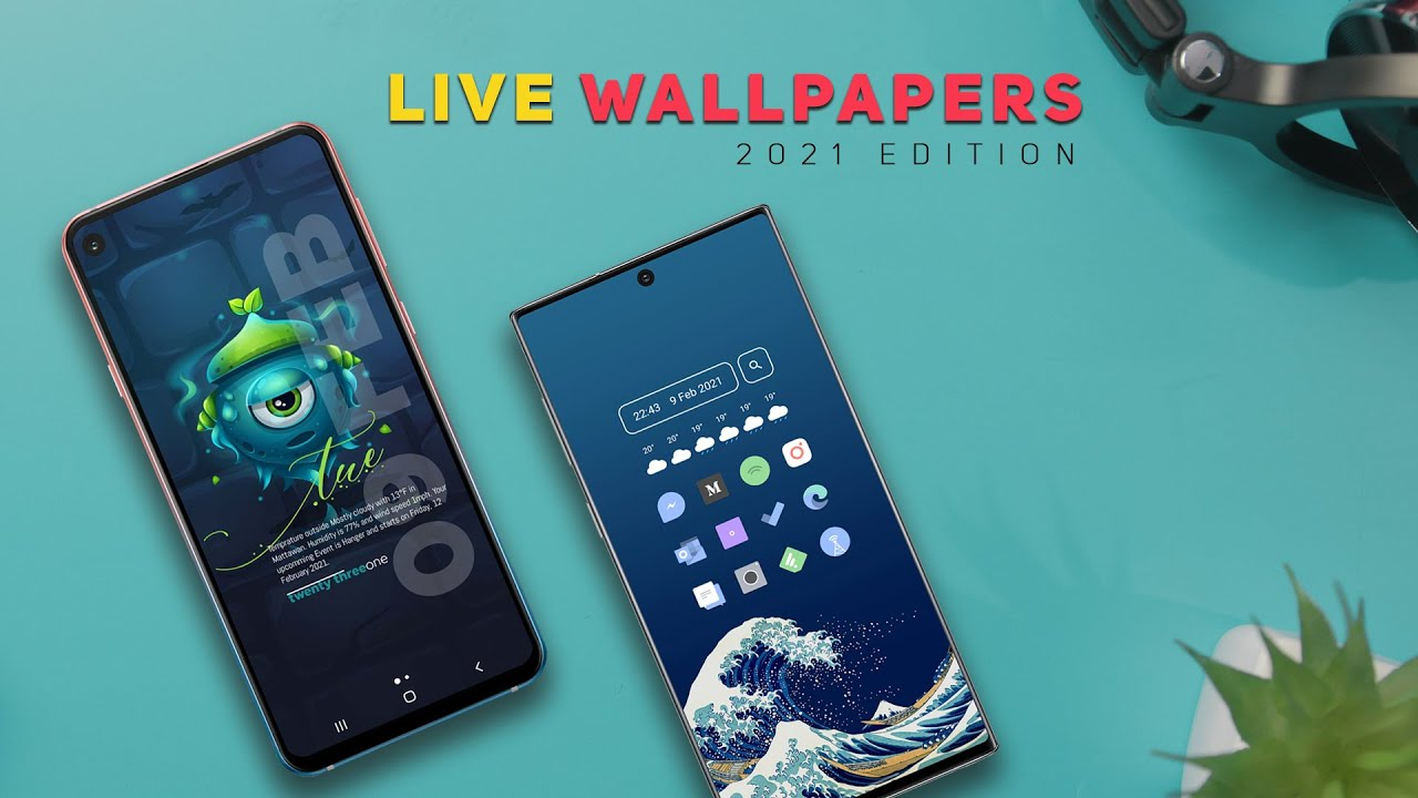 Top 10 Best Live Wallpaper Apps for Android in 2021 | New Live Wallpaper Apps