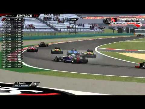 FSR 2013 Broadcasts - WC Round 03, China