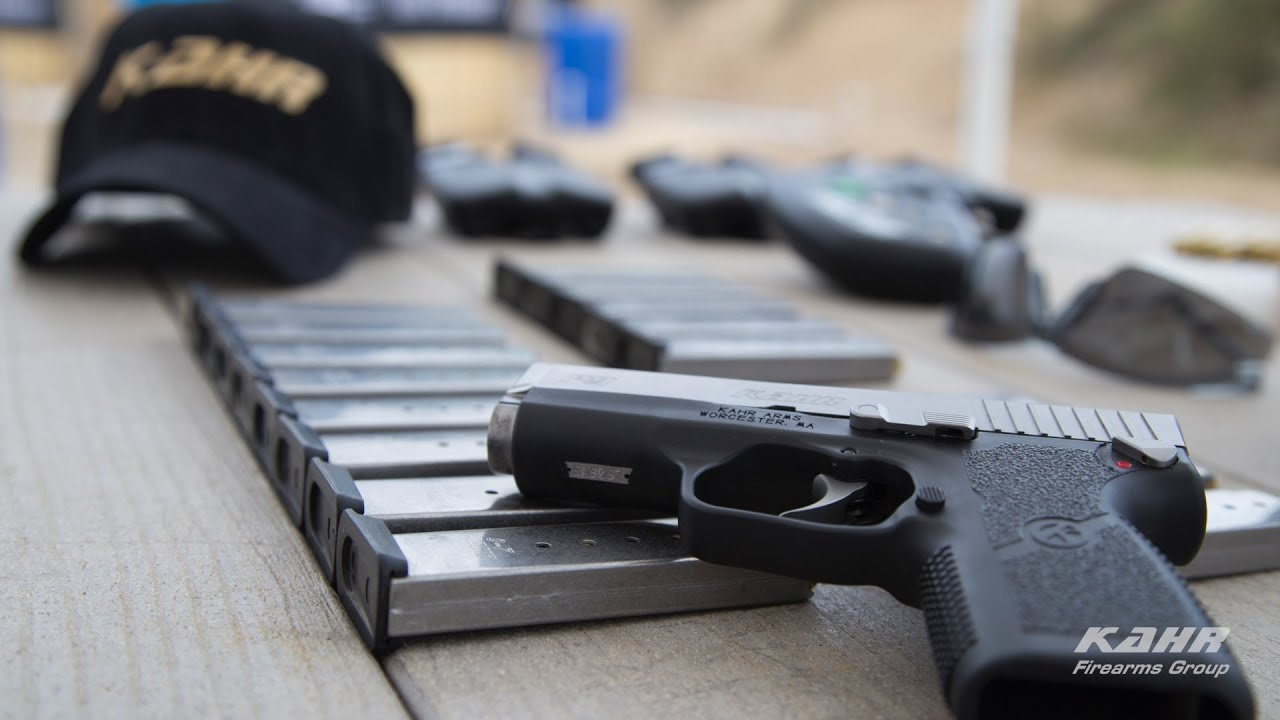 Kahr P9 - NRA World Shooting Championship, Side Match Stage 3