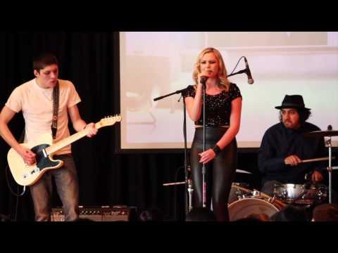 """Royals"" - Alexis Biesiada Cover - Live @ Keansburg High School"