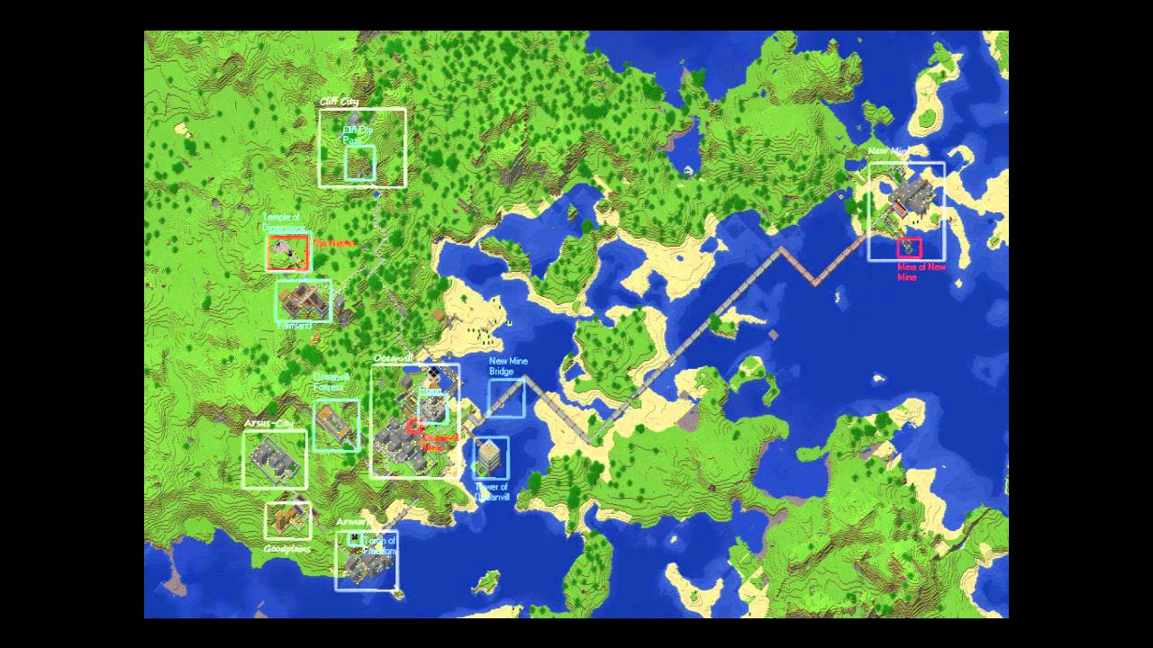 My minecraft world mapdownload youtube gumiabroncs Images