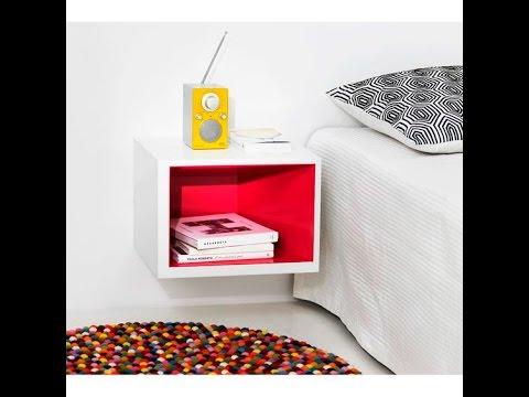 Modern bedside tables Design IDEAS