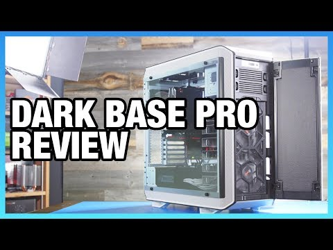 Dark Base Pro 900 (White) Review: Inversion, Thermals, Noise
