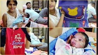 Vlogging ke sath shopping bi#Newborn Baby Rompers#Ruchikesh Baby Vlogs