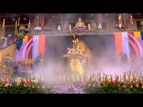 Múa Thiên Thủ - Linh Nga - Đại Lễ Khánh Thành chùa Ba Vàng
