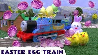 Easter Egg Thomas and Friends Surprise Eggs Bunny Egg Decorating Engine Thomas Y Sus Amigos Tomac