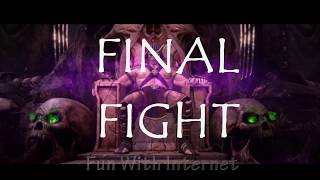 Relic Hunt Final Fight Mortal Kombat X Mobile (Playing 2nd Time)