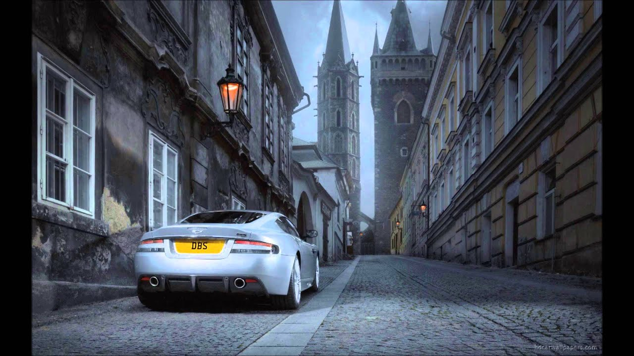 aston martin car hd wallpaper - youtube