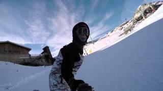 Las promesas del snowboard de Sierra Nevada, de cerca