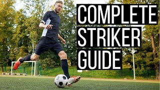 Video How To Play Striker In Football download MP3, 3GP, MP4, WEBM, AVI, FLV Januari 2018