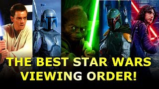 What is the Best Star Wars Movies Viewing Order?
