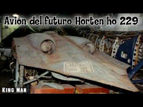 Horten Ho 229 la nave con tecnología extraterrestre de los Nazis que al día de hoy EEUU aun copia