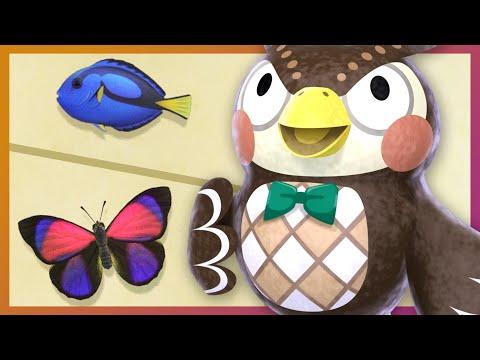 April Fish & Bug Guide | Animal Crossing New Horizons