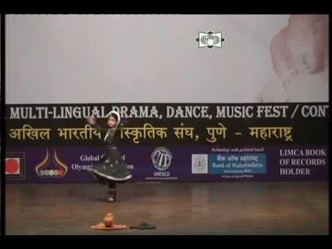 Ruchita tiwari (kathak dance)
