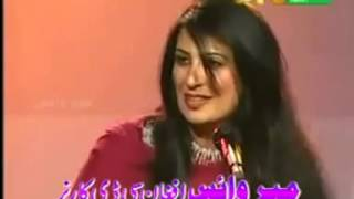 Repeat youtube video Naghma Interview pushto songs 2015 Full HD نغمه پښتو ښکلي سندر