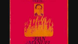 Joan Manuel Serrat - Dedicado a Antonio Machado, poeta (1969) - 7. Del pasado efímero