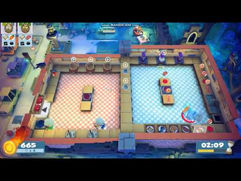 (3players) Overcooked2 Night of the Hangry Horde Kevin 1 [score: 1357] |