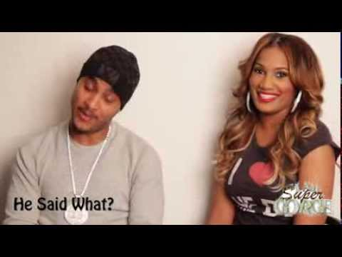 ASHLEY INTERVIEWS HUSBAND,DJ QUICKSILVA