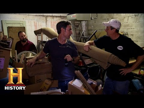 American Pickers: A Circus Prize | History