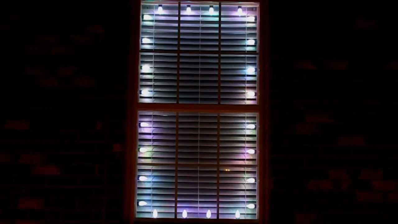 gemmy lightshow led christmas lights