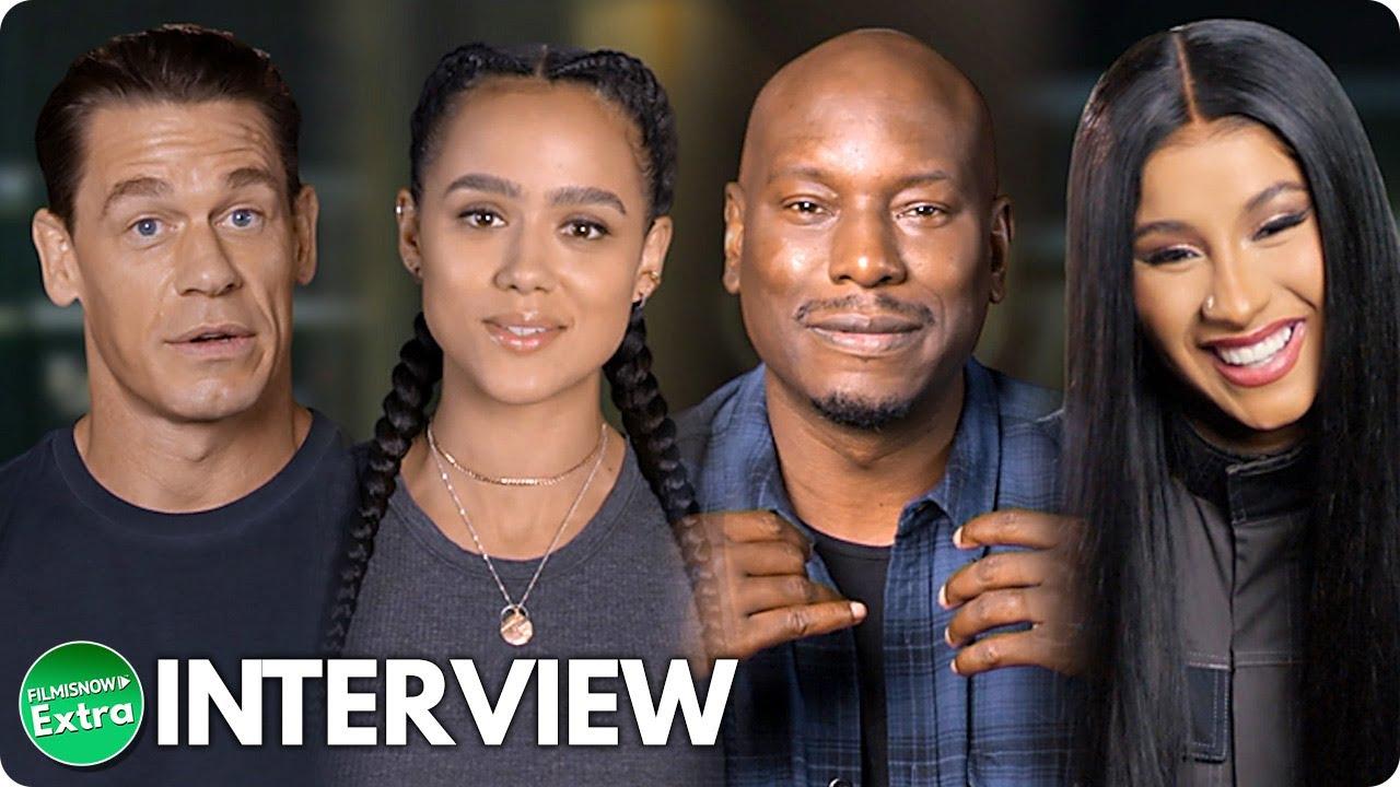 F9: The Fast Saga   Cast & Filmmakers Interview (Part 2)