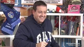 COLGADOS DEL ARO T4 - El consultorio - Semana 9 #Cda124